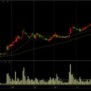 雪印メグミルクの株価チャート