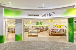 セリア 店舗デザイン