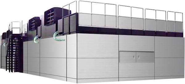 ブイ・テクノロジー 液晶光配向膜露光装置
