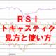 オシレーター系指標(RSI・ストキャスティクス)の見方と使い方